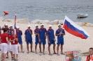 Молодежный чемпионат европы по пляжному гандболу Хорватия Июль 2011