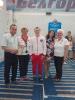 Соревнования по плаванию, посвященные окончанию учебного года.(28 мая 2016 года)